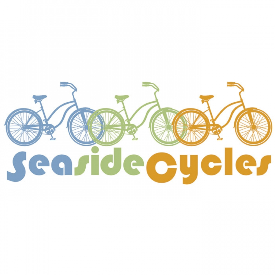 Seaside Cycles Logo Refresh