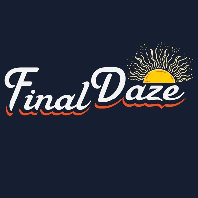 Final Daze - Sailboat Logo