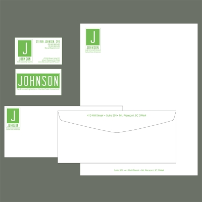 Steven Johnson, CPA - Corporate Branding
